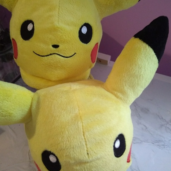 Pokemon Shoes Pikachu Slippers Poshmark